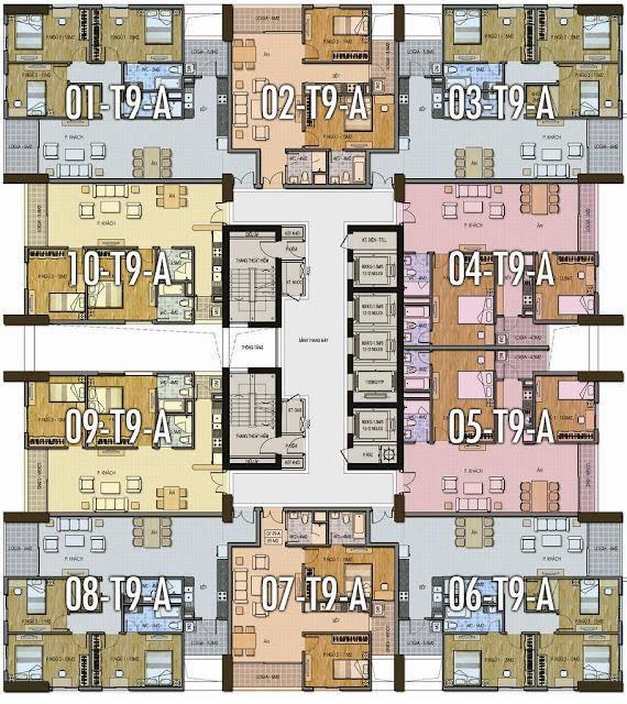 Vị Trí Đẹp-chung cư SKY GARDEN 115 Định Công 1. 5 tỷ/ căn