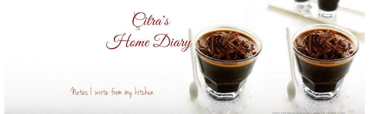 Citra's Home Diary