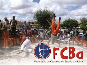 FCBA e Capoeira Cidadã
