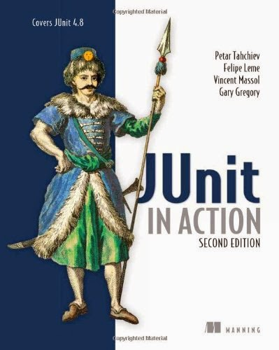Good book to learn Unit testing in Java