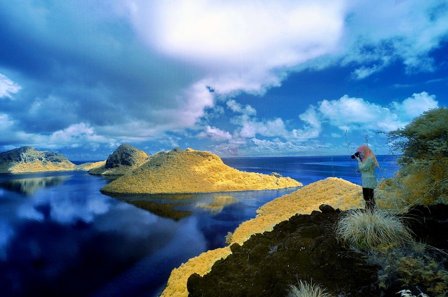 30. Top of Bohey Dulang island by laily hassan