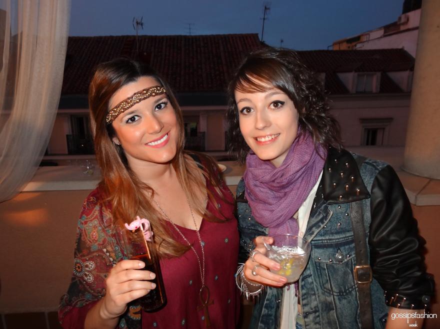 coachella madrid party fashion blogger spain olga gigirey gossipsfashionweek gossip fashion week