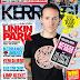 Linkin Park na capa da nova edição da Kerrang!