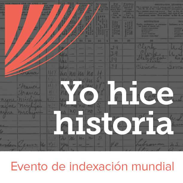 Indexé en el Evento Mundial 2014