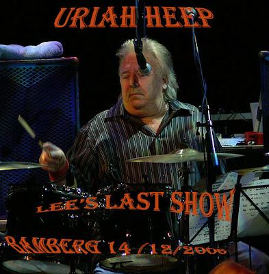 Le dernier concert avec Lee kerslake Front+copy
