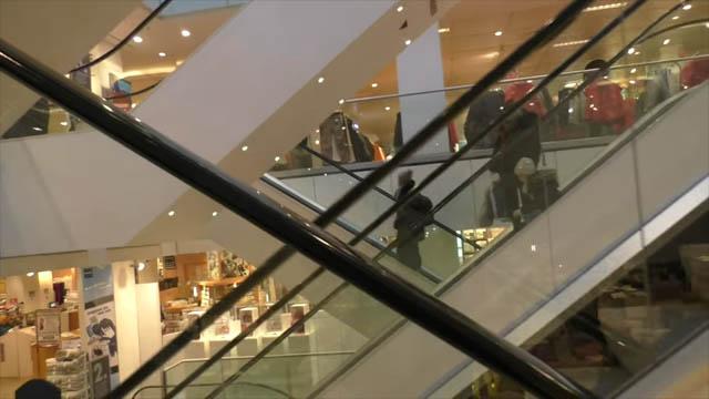 Las escaleras mecánicas como árbol cabalístico (VIDEO)