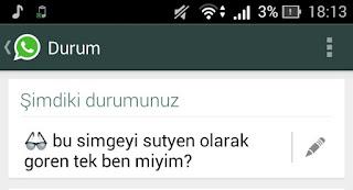Whatsapp Durumları 2015