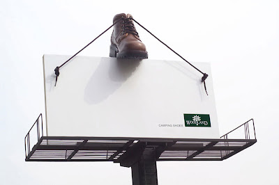 Creative and Cool Advertisements Using Oversized Objects (15) 11
