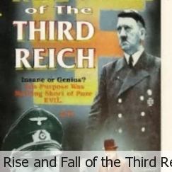 an essay on the rise and fall of hitlers reich Buy a cheap copy of the rise and fall of the third reich: a book by this book illustrates in a convenient detailed level of the whole history from hitlers young days as a stray in because the rise and fall of the third reich was finished a mere 14 years after the fall of nazi.