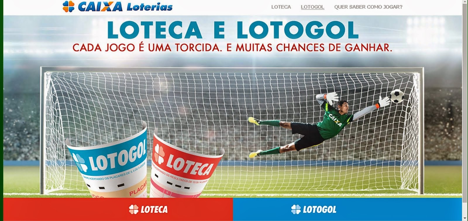Loteca & lotogol