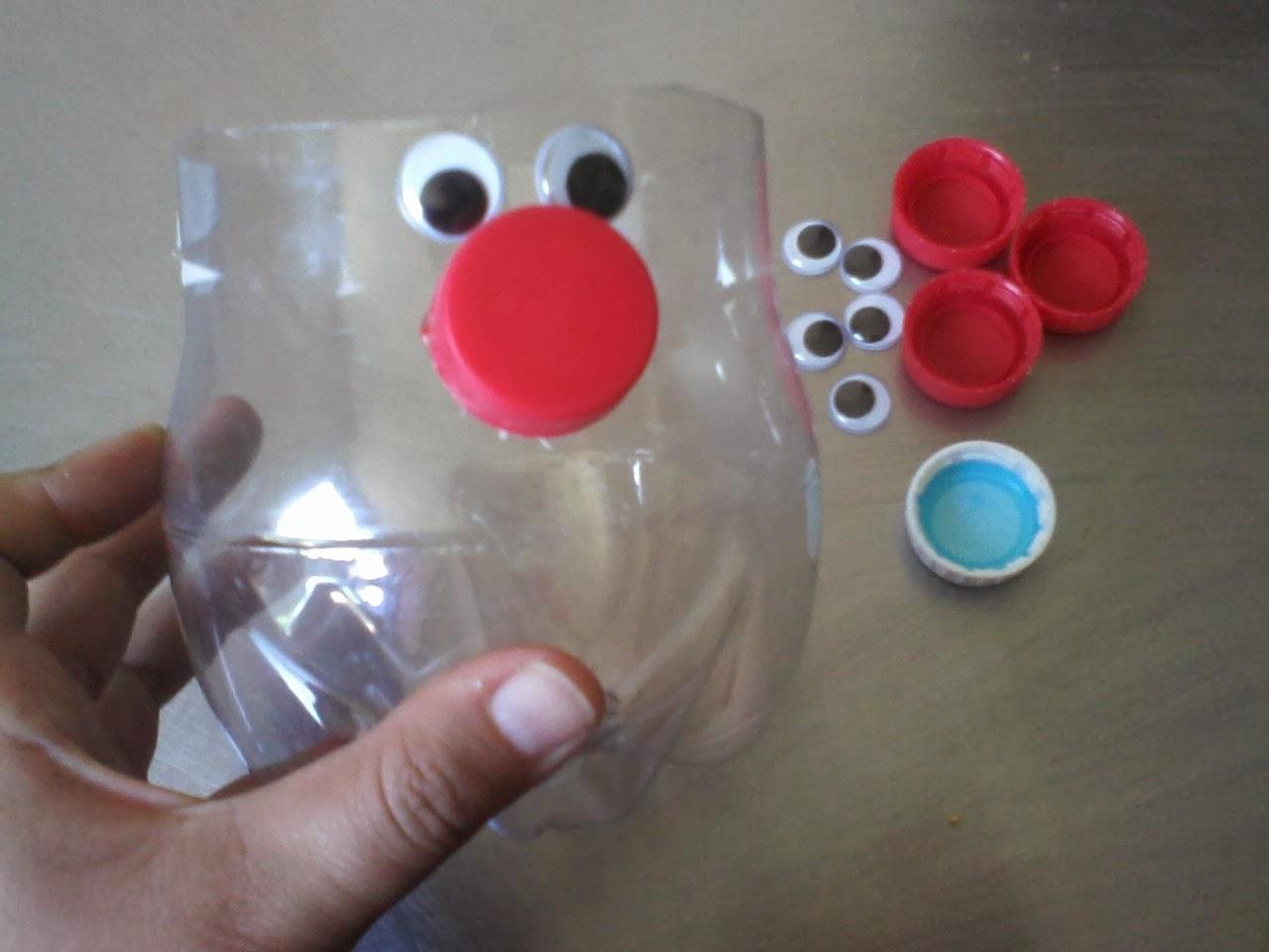 Gut gemocht Ma poubelle est un Jardin: Bouteilles plastiques, d'autres idées à  ID84