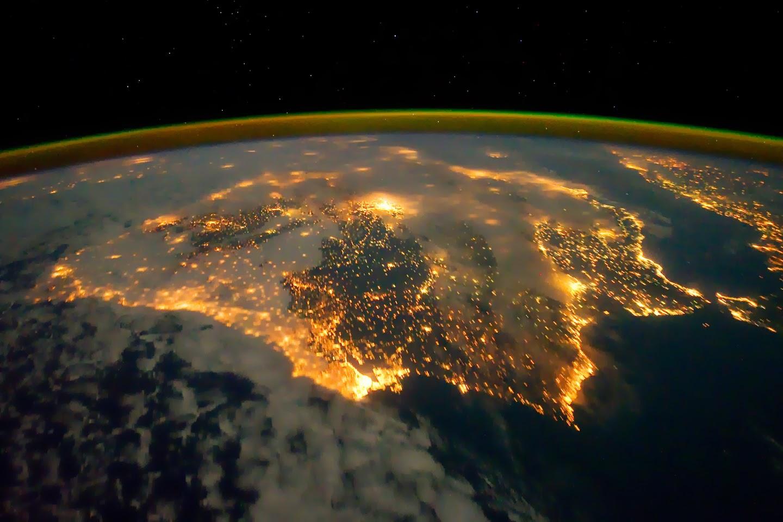 espana desde el cielo: