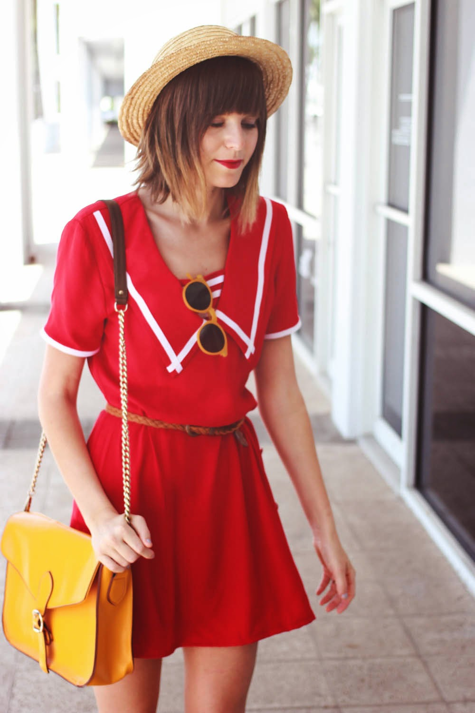 miami fashion blog, vintage