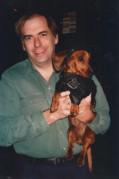 With Zeppelin in 1996