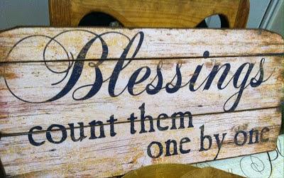 Blessings 2013
