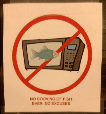 No Cooking Of Fish Ever No Excuses Dr Heckle