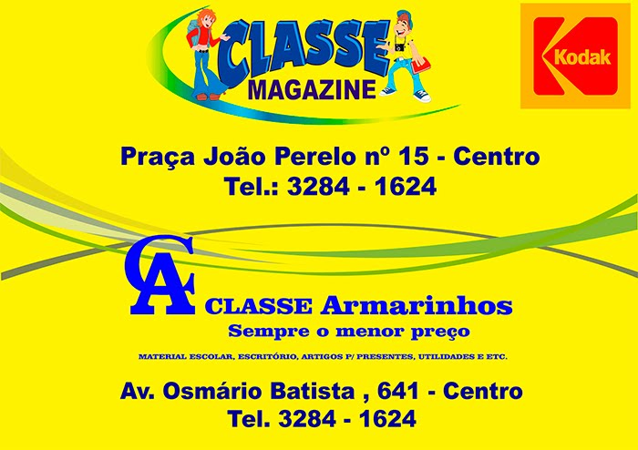Classe Magazine