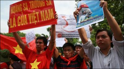Biểu tình chống TQ, chủ quyền lãnh thổ