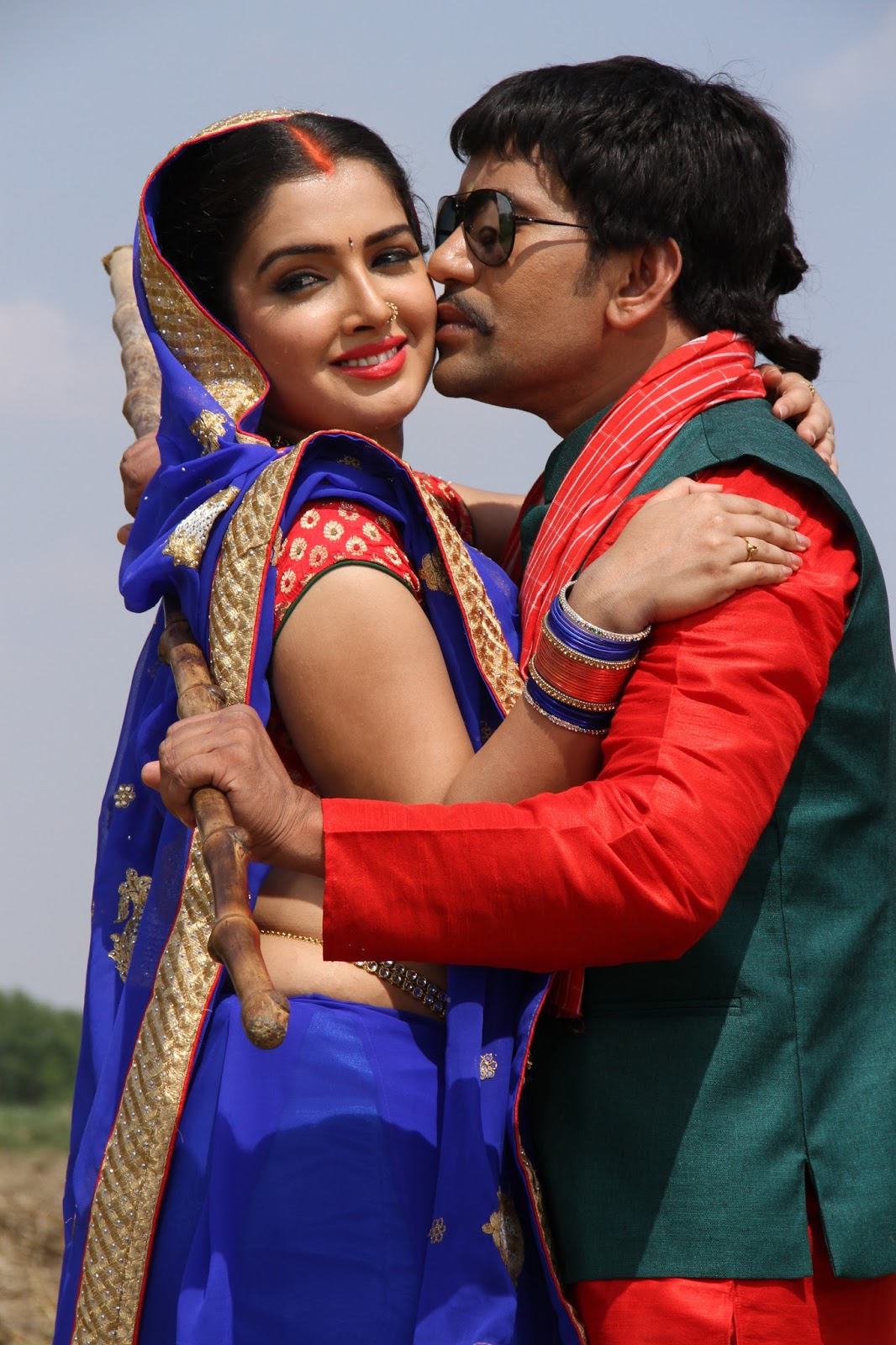 Amrapali Dubey Unseen HQ Romantic Stills Spicy Photos Kissing Romance Scenes Beautiful Amrapali Dubey