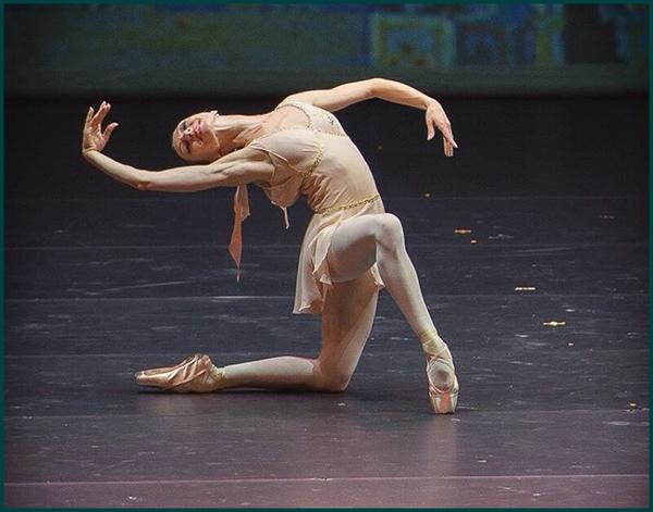 Yekaterina Osmolkina - Mariinsky Ballet