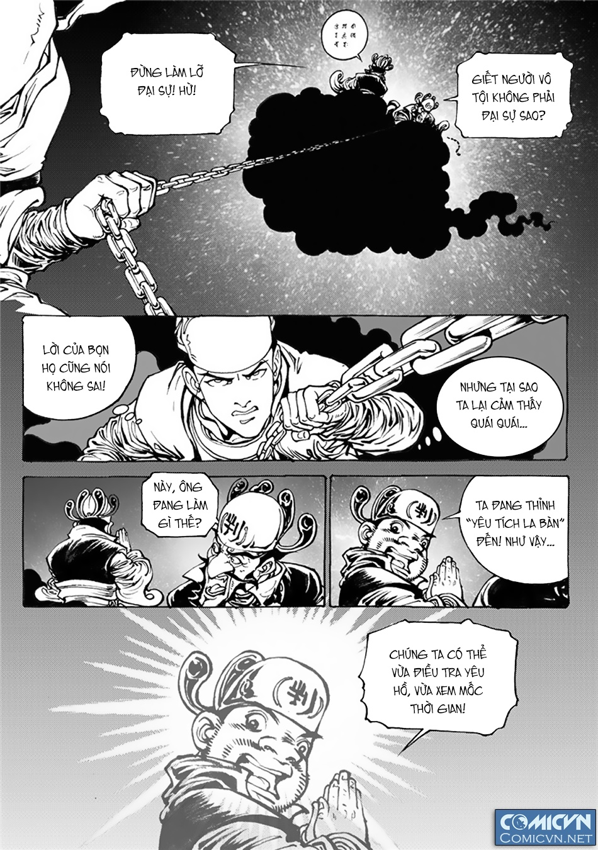 Chung Quỳ Truyền Kỳ Chapter 28 - Hamtruyen.vn