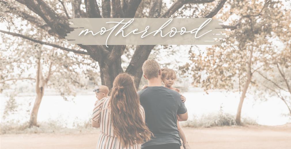 mom life banner