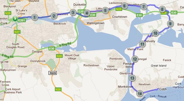 Running In Cork Ireland Looking Ahead To The Cork Bhaa Cork To