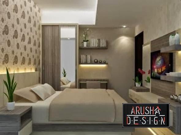 Jasa desain rumah murah harga terbaru jasa gambar desain for Design apartemen 2 kamar tidur
