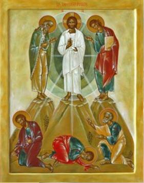 """Résultat de recherche d'images pour """"icone de la transfiguration"""""""