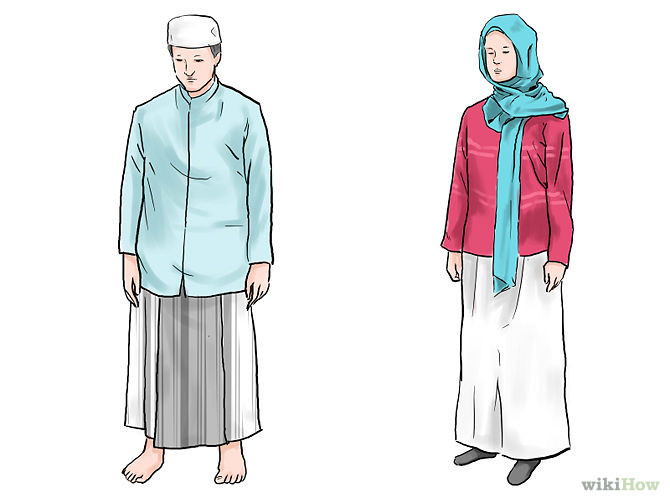 how to make salat in islam