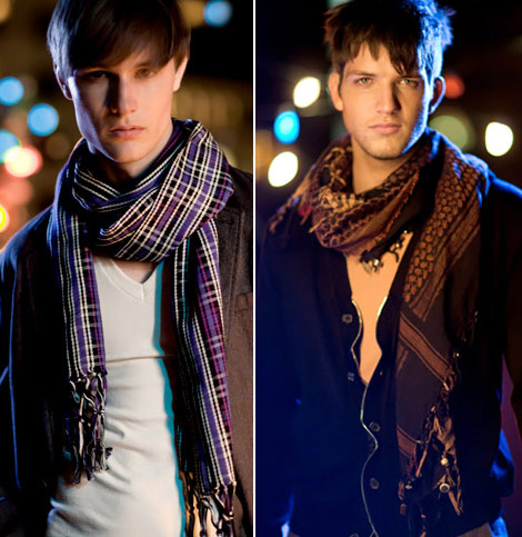 to wear men scarves how to wear men scarves how to wear men scarves  How To Wear Winter Scarves For Men