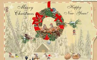 Christmas Greetings Cards