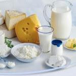 mlecna dijeta