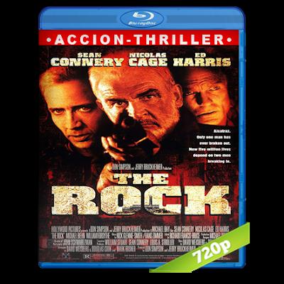 La Roca (1996) BRRip 720p Audio Trial Latino-Castellano-Ingles 5.1
