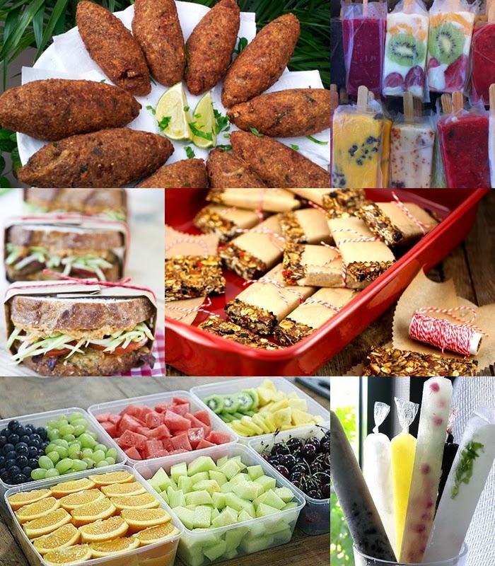 Garotas comuns como fazer um belo picnic - Comida para llevar de picnic ...