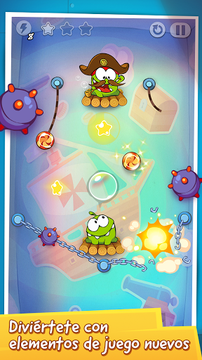 Cut the Rope: Time Travel para iPhone y Android