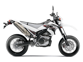 2011 WR250X YAMAHA pictures 2