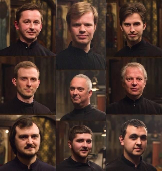 Eglise orthodoxe russe Sylvans, en Aveyron France, et