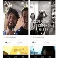 Lançado inicialmente somente para Android, o Selfies é um app e uma rede social voltada para os autorretratos feitos com celulares