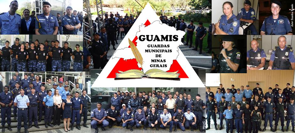 GUAMIS - Guardas Municipais de Minas