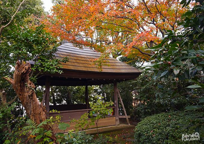 紅葉 - 松風園、福岡