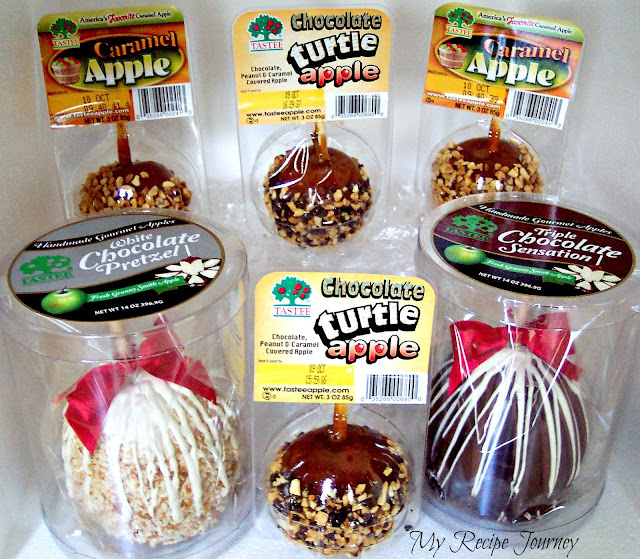 Tastee Apple Giveaway My Recipe Journey