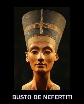 busto-reina-egipcia