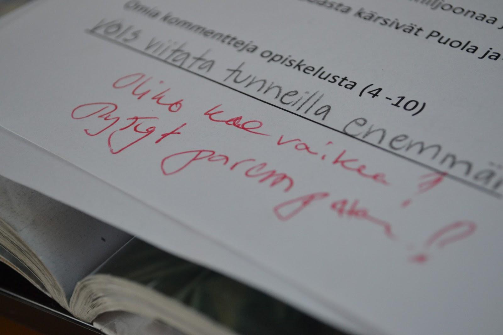 tanja oona blogi Savonlinna