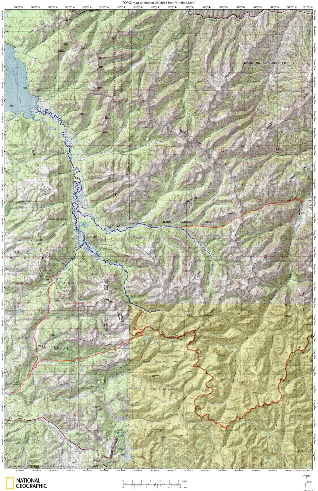 Packrafting guide to yellowstone national park forrest mccarthy southeast arm of yellowstone lake also leads over the continental divide to heart lake as discussed later the upper yellowstone river would provide an sciox Image collections