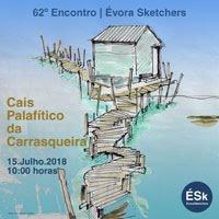 62º Encontro ÉSk | Cais Palafítico da Carrasqueira