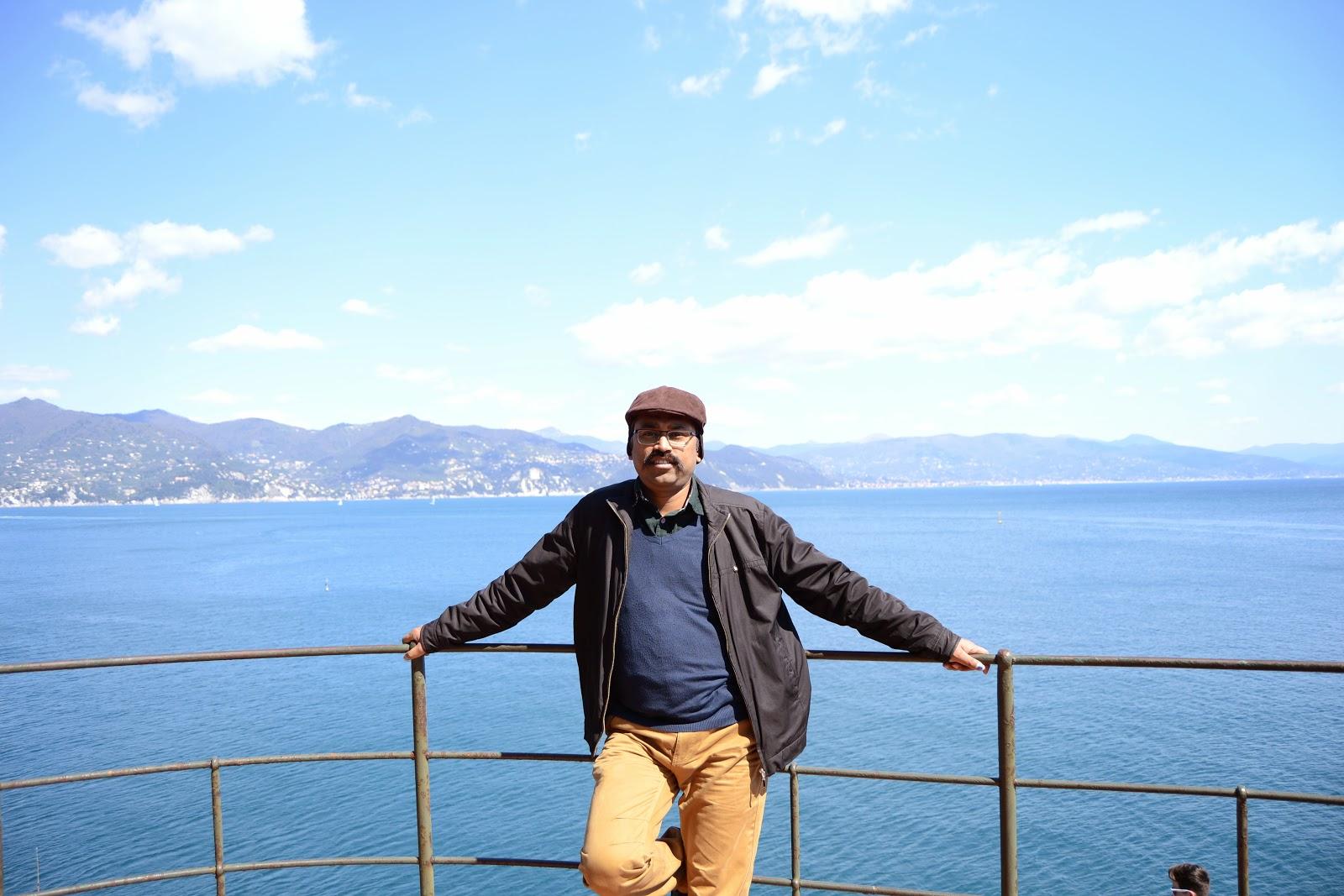 Why not me, Maheshwaran Jothi @ Portofino