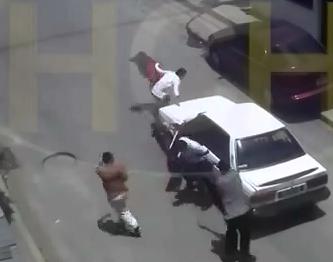 Asesinato a Taxista en Asalto