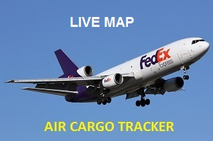 CARGO AIRLINES TRACKER - Live Map