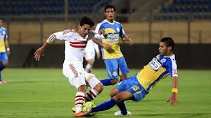 اهداف مباراة الزمالك والاسماعيلي 3-0